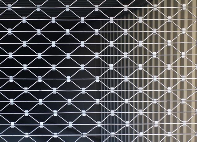 entretenir un rideau métallique